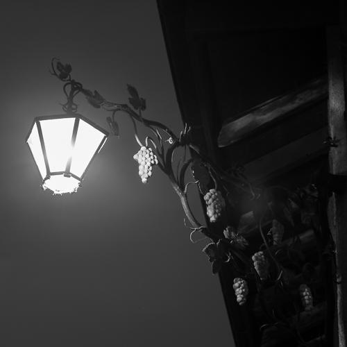 Streetlamp, St-Prex, Switzerland 2014