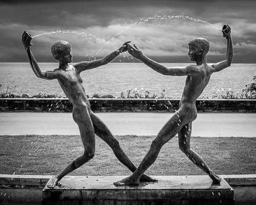 Sculptures, Morges, Switzerland 2014