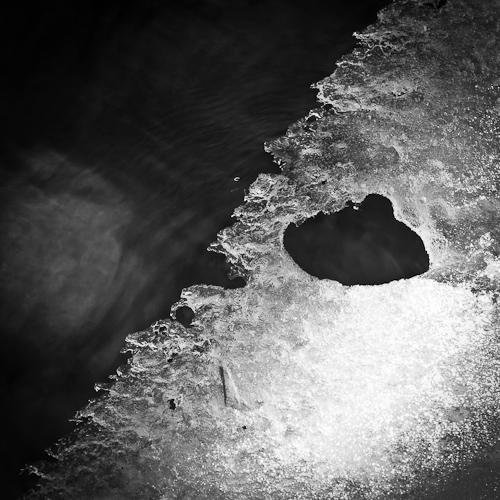 Ice Shapes II, Le Veyron, Tine de Conflens, Switzerland 2012