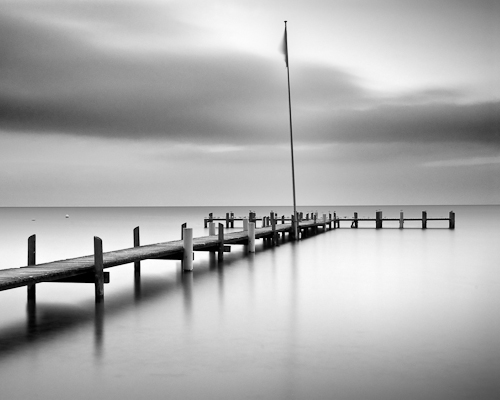 Jetty, Préveranges, Switzerland 2010