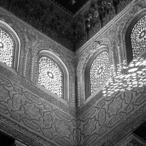Light & Shadows,  Alhambra, Granada, Spain 2013