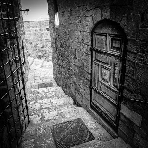 Alley, Old Jaffa