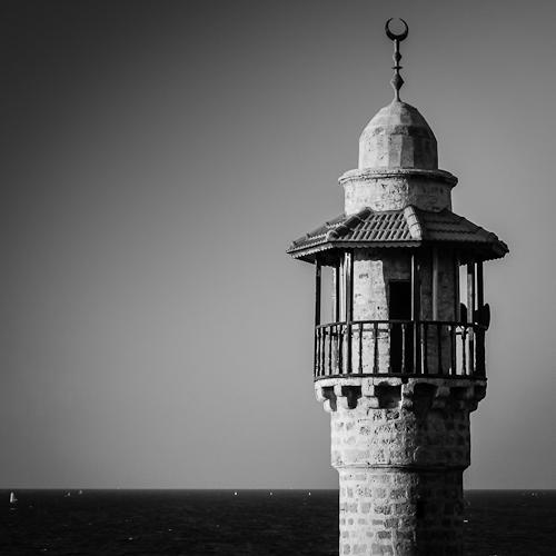 Minaret, Old Jaffa