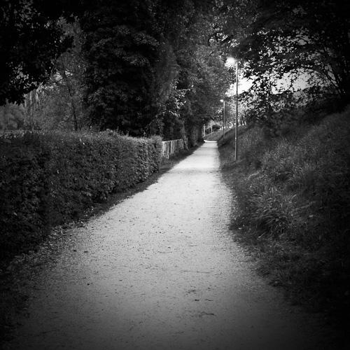 Path, Stein am Rhein, Switzerland, 2011