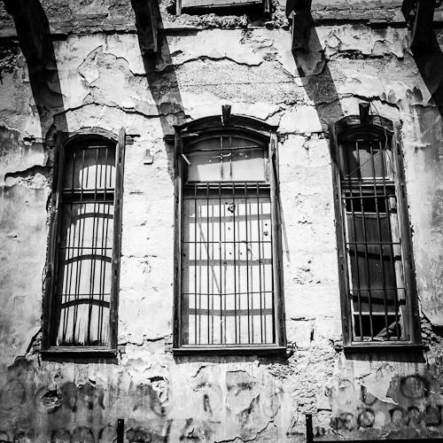 Abandoned Building, Tel Aviv