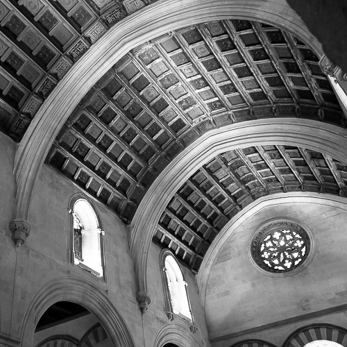 Roof, Mesquita, Cordoba, Spain 2013