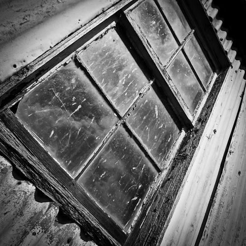 Window Detail, Mountain Creek Road, Canberra Region, Australia 2011