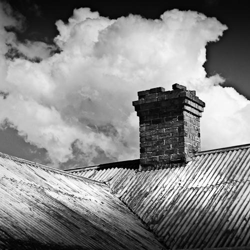 Cottage Roof, Mountain Creek Road, Canberra Region, Australia 2011