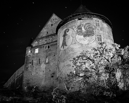 Chateau de Porrentruy, Switerzerland 2012