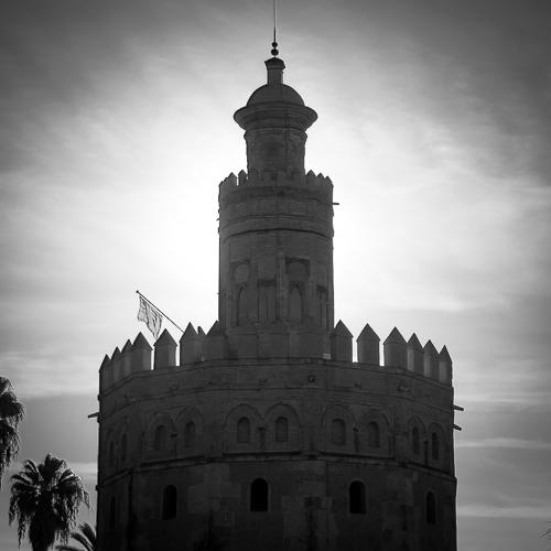 Torre del Oro, Sevilla, Spain 2013
