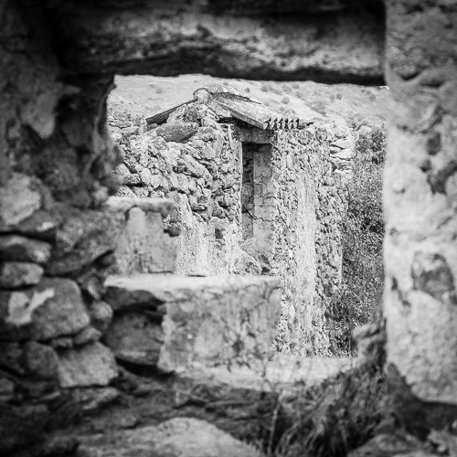Ruined Farmhouse, Spain 2013