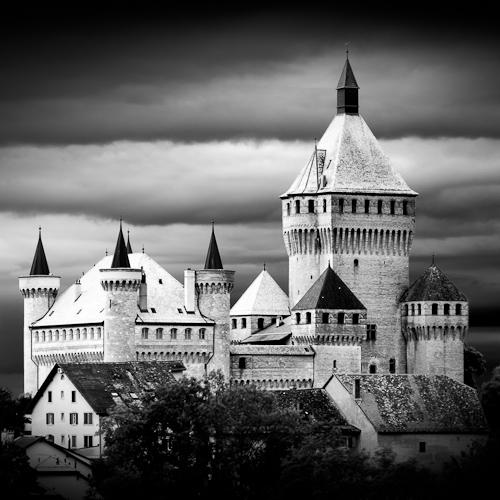 Chateau de Vufflens, Switzerland 2011