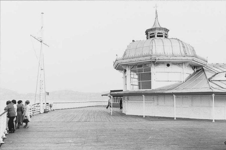 Piers of the Realm Llandudno