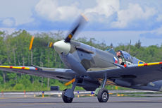 Spitfire Taxi