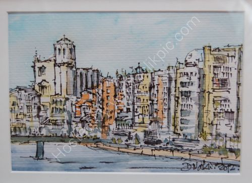 The Old Town of Girona