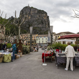 Castellane Gorge Gateway