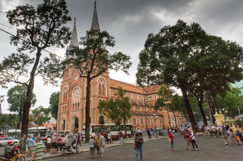 Saigon-Notre Dame