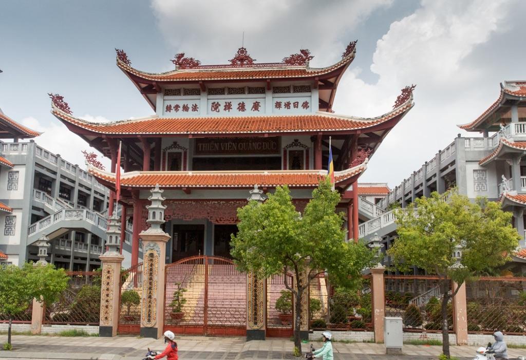 Saigon Chinese Temple