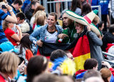 Supporters of Germany