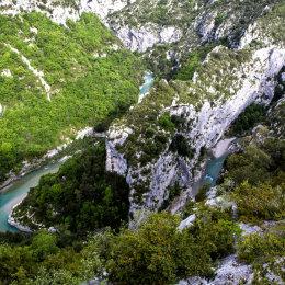 Verdon Gorge2 France