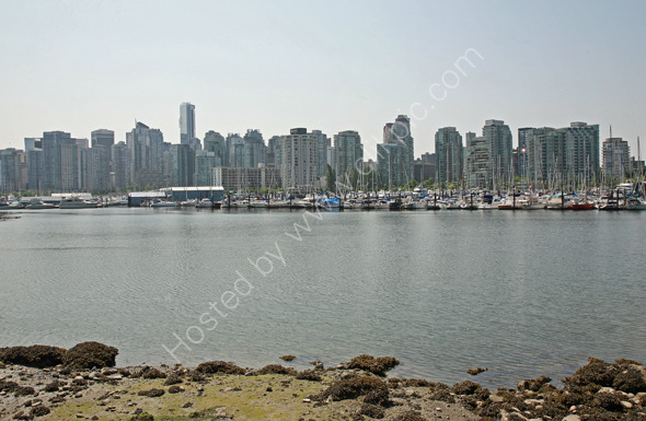 Vancouver - End of the Fraser River for us