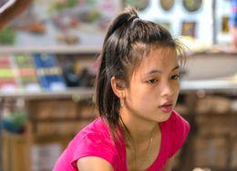 Young Vietnamese Worker