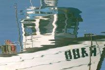 Folkestone Harbour - Reflections