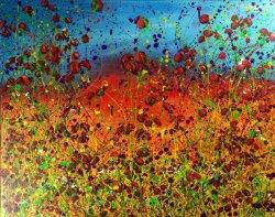 acrylic on canvas, 100x80cm (sold)