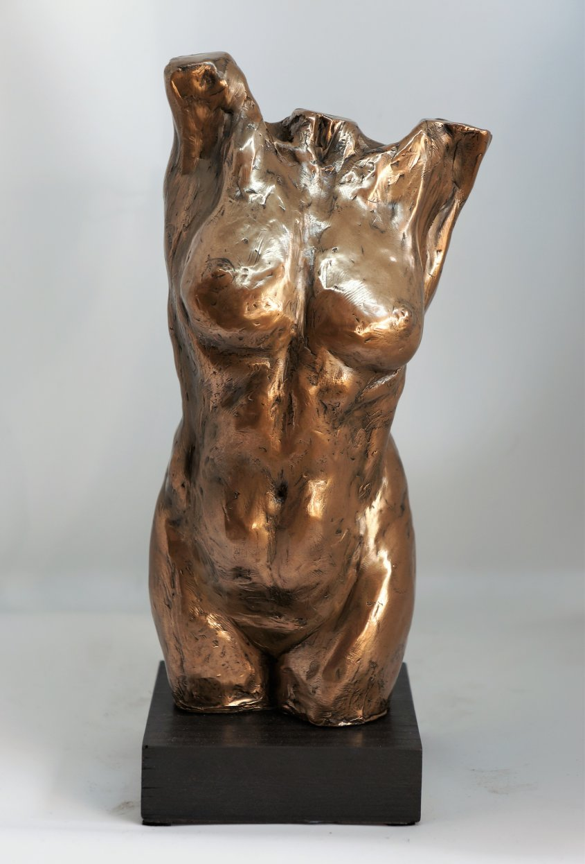 Venus Rising, cold cast bronze - £75
