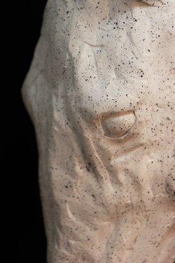 Cheval - granite composite - detail