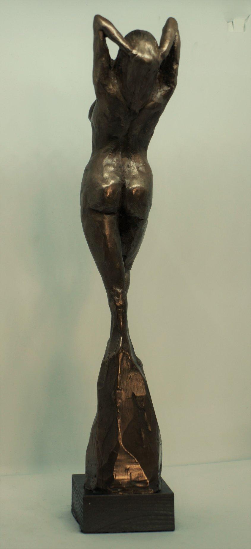 Aphrodite, cold cast bronze, 38cm