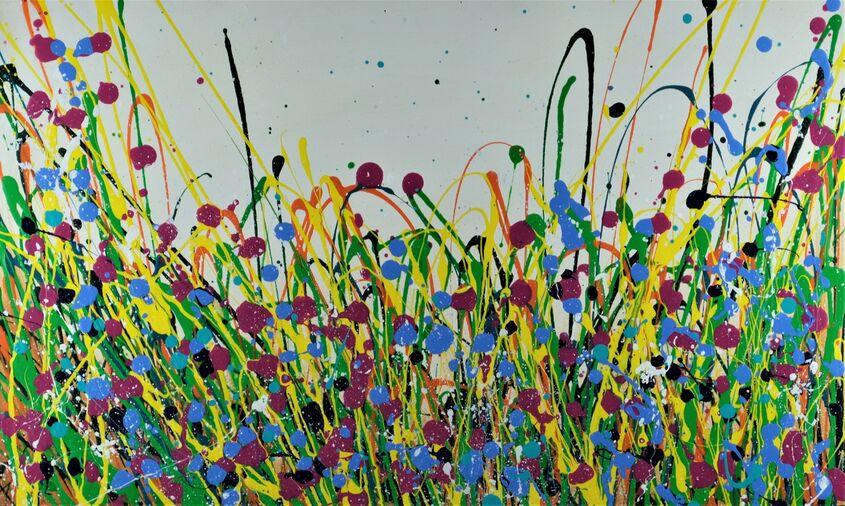acrylic on canvas, 50x30cm