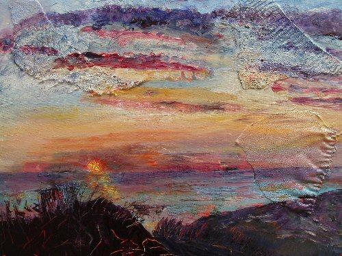 Tregardock sunset