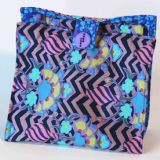 Geometric Florals Make-Up Wallet
