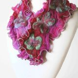 Viola Collection Tutti Fruiti Viola Scarf