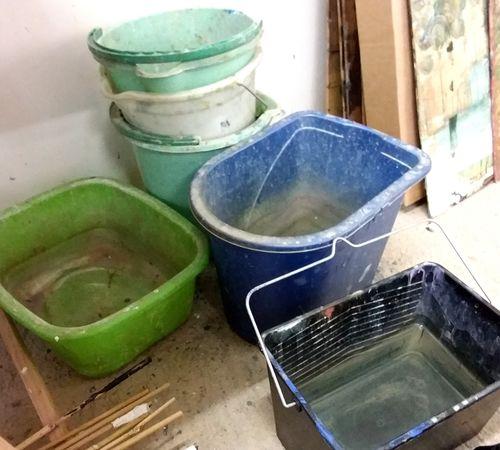 Studio plumbing