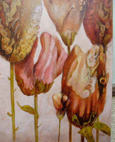 Red flora 1