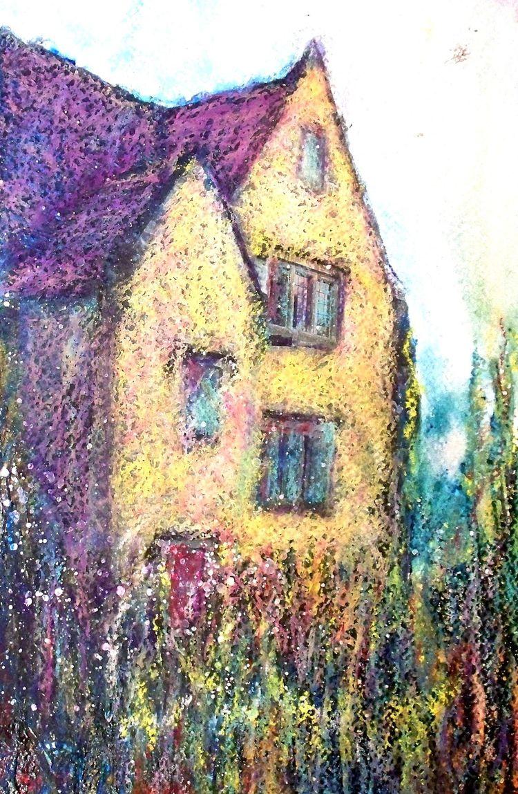 Golden Farmhouse