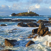 Lighthouse at Godrevy