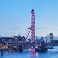London Eye Panoramic