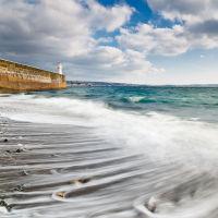 Newlyn Beach