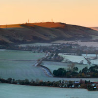 South Downs Panoramic