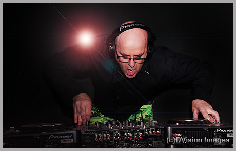 DJ Das Ook Promo shoot