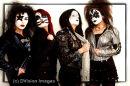 If Kiss were girls - Self promo