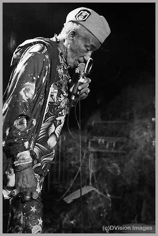 Lee Scratch Perry at Sub89