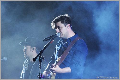 Mumford & Sons at Reading Festival