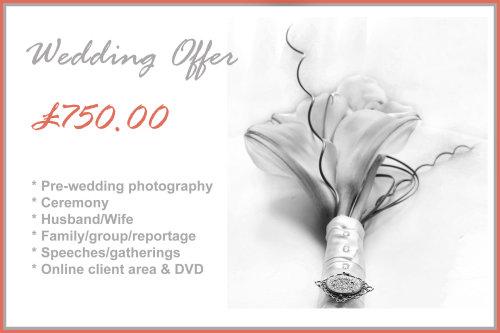 Fantastic Wedding Offer 2016