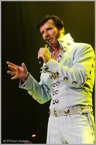 Elvis - Paul Rouse at the Hexagon Reading