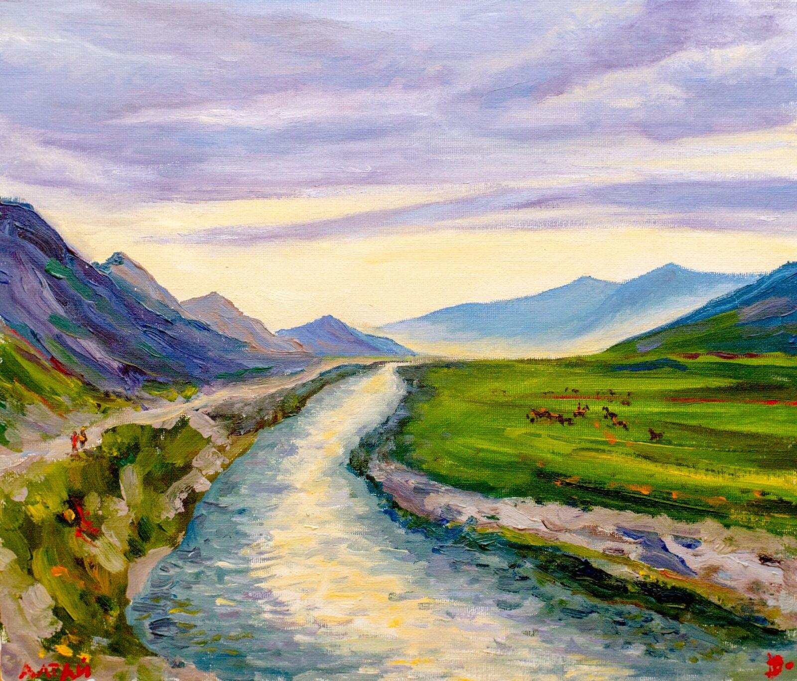Chuysky Trakt, Altay