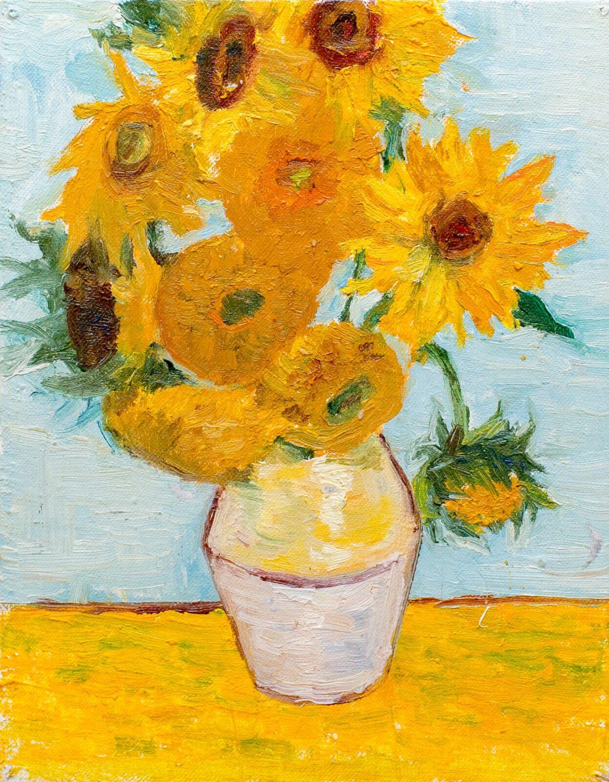 Inspired by Van Gogh